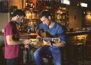 Clases de guitarra - solfeo - centro montevideo