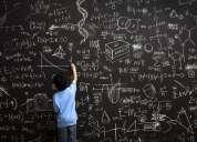 Clases particulares de matemáticas para liceo