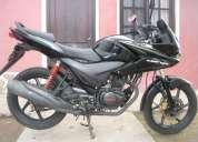 Honda 125 ano 2012 con 6 mil km 098873049