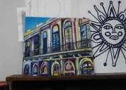 Taller de dibujo y pintura a domicilio