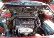 Vendo moza diesel motorr con 400 kms