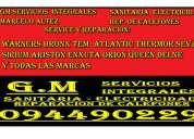 calefones reparacion y service todas las marcas