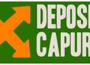 Depósito capurro: servicios de logística, almacenaje, mudanzas, cargas