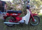 Vendo moto yamaha v80 -  5100 km - urgeee por viaje - excelente estado