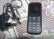 Vendo celular alcatel basico