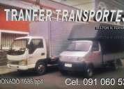 Tranfer transporte fletes