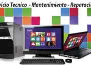 Tecnico reparacion pc windows,linux,os x, drivers