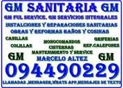 Reformas integrales en Montevideo 096 563 988