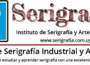 Serigrafia uruguay - curso de serigrafia en uruguay