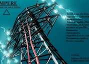 Electricista- técnicos electrotecnia- ampere-( costa de oro)