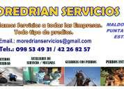 Multiservicios , seguridad ,  ,auxiliares de servicios y mas
