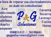 Service electrodomésticos electrónicos y digitales