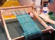 Fabrica de telares de peine, triangulares, cuadrados, etc.