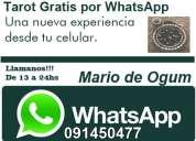 Tarot gratis por whatsapp
