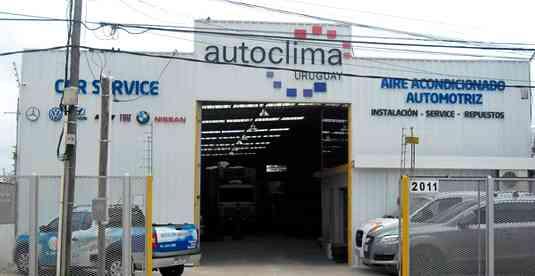 Auto Clima | Aire Acondicionado Autos Ómnibus Camiones y Auxilio Mecánico