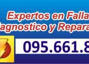 Electricistas en el prado. (( 095661875 )) urgencias 24 horas firma ute