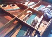 Afinación de pianos y restauración en carrasco