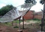 Tecnico instalador satelital banda c y ku