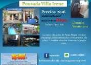 Promocion  pousada villa irene  en natal-brasil  con top level