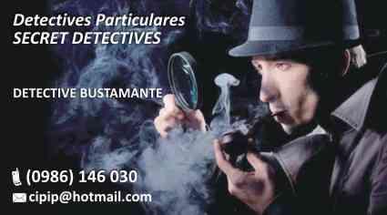 DETETIVE PARTICULAR PROFESIONAL INTERNACIONAL 0986.146030