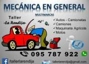Taller la rendija mecánica en general multimarca