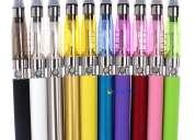 Cigarrillo electrónico con batería de respaldo