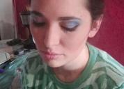 Maquillaje profesional y uñas esculpidas. contactarse.