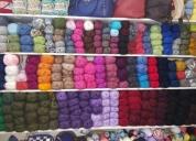 Venta de excelente lana e hilo