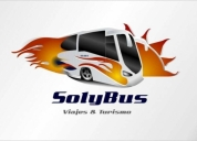 Alquiler de bus y camioneta