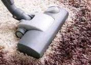 Limpieza de tapizados alfombras