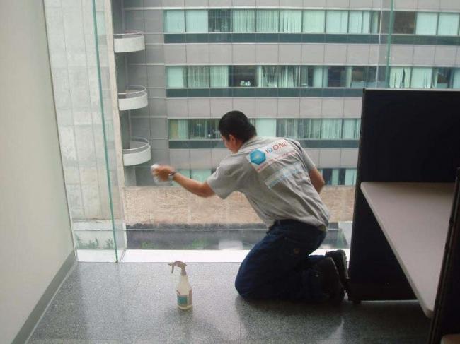 Limpieza de vidrios en oficinas montevideo capital - Limpieza en casas ...