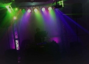 Discoteca Audio e Iluminación Profesional