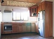 Oportunidad! carpintero muebles finos a medida en madera