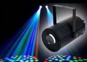 Alquiler de luces y efectos led