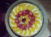 Excelente tartas de frutas