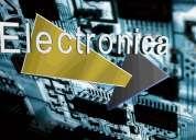 Reparaciones electrónicas maquinas.