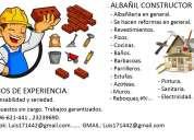 Albanil Sanitario Todo en Reformas Yeso en Montevideo