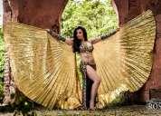 Show de danza Árabe montevideo, punta del este y todo e país