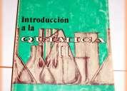 Libro introduccion a la quimica ii  garcía de somma. garcía de perez. carmen varela