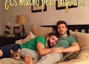 Federico busco hombre discreto y varonil hasta 50