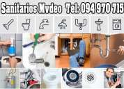 Tel: 094 970 715 - sanitaria montevideo - servicios sanitarios en montevideo