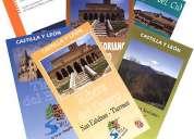 reparto de volantes o folletos revistas 098765842