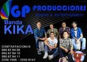 Kika contrataciones uruguay banda kika uruguay contrataciones, contratar banda kika uruguay