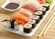 Sakura sushi (12 piezas)