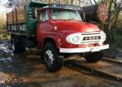 Vendo excelente camión ford k 700