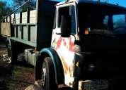 Excelente camión dodge k1050 volcadora transporte