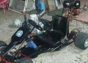 Vendo excelente karting 150cc 5 cambios
