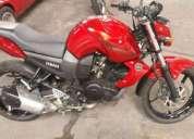 Vendo excelente moto yamaha fz 16