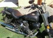 Vendo excelente moto keeway blackster