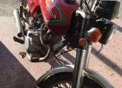 Excelente moto honda cg 125 japonesa vendo/permuto